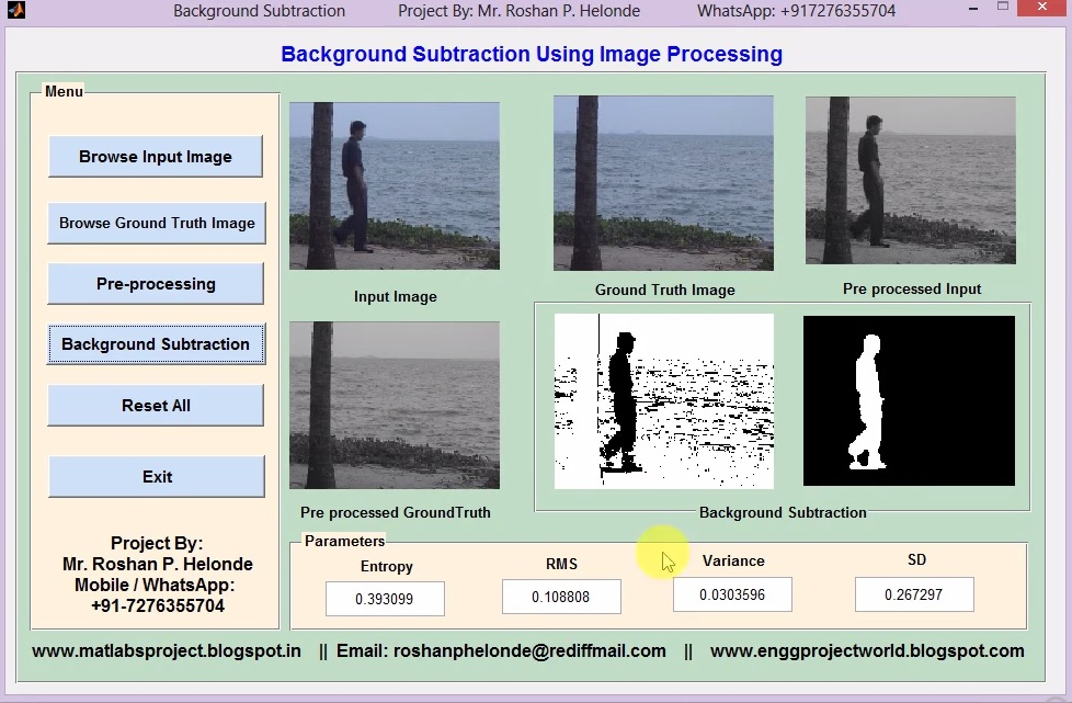 Unduh 620+ Background Subtraction Gratis Terbaru