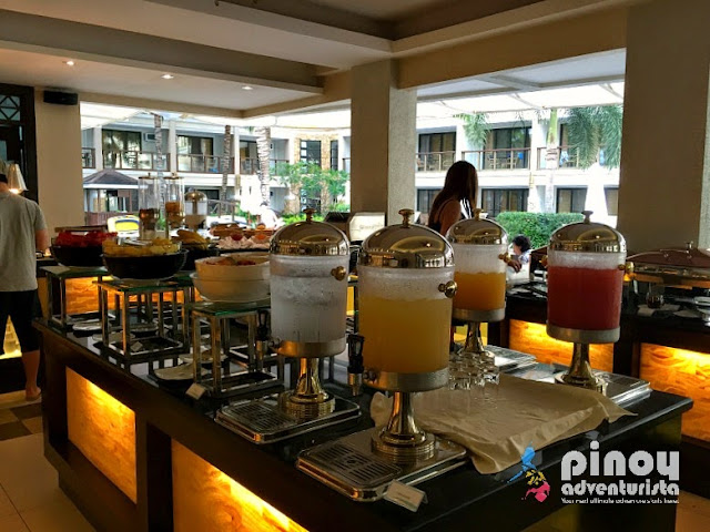 Henann Lagoon Resort Boracay Buffet Breakfast Photos
