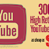Buy Real YouTube Views For $1 [3000 High Retention Views]