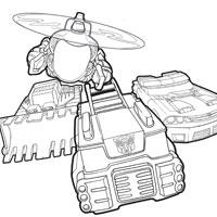Donát szerint a világ: Heroes Transformers Rescue Bots