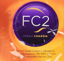 fc2, the most popular female condom