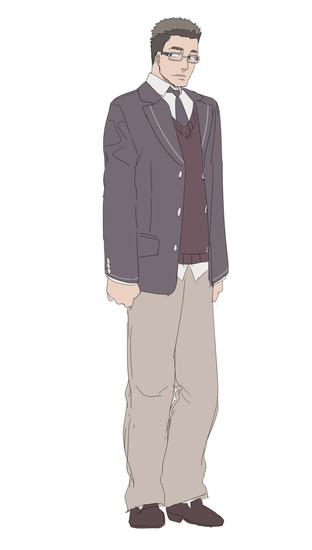 Shota Yamamoto como Rikuto Ishigaki