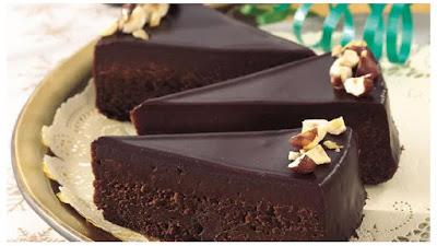 Resep Membuat Kue Coklat Mudah, Hanya 2 Bahan Saja