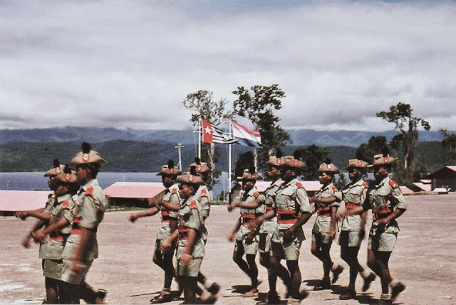 The Papuan Volunteer Corps 1961-1962