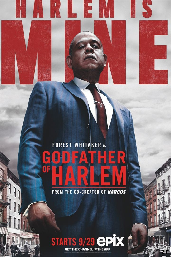 Godfather of Harlem – Saison 1 [Streaming] [Telecharger]