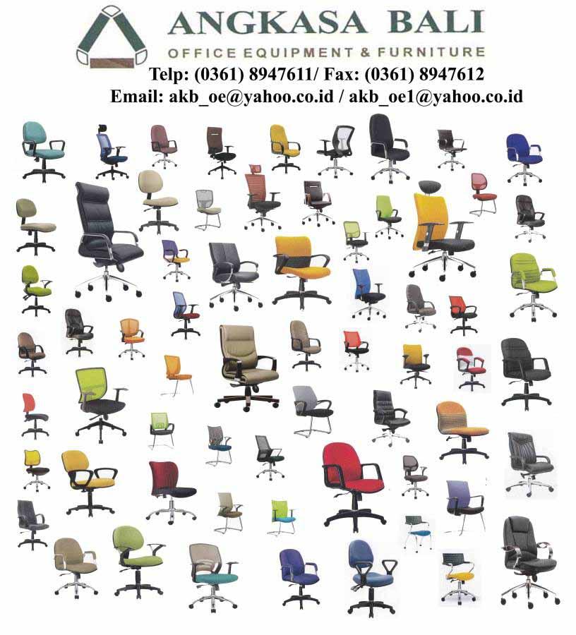 55 Harga Kursi Kantor Ergonomis Gratis