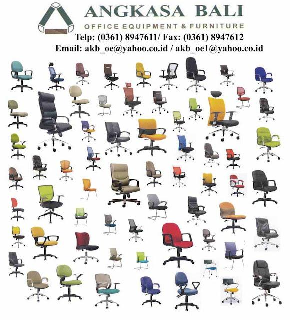 jual kursi kantor ergonomic di bali denpasar