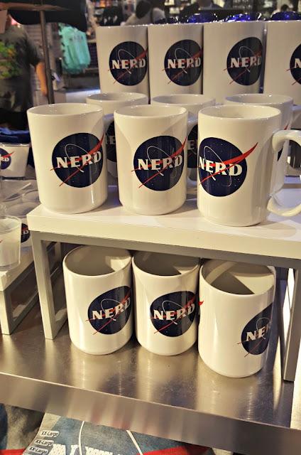 Gift Shop Nerd Mugs