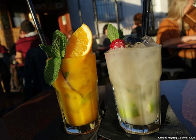 Made in Brasil Boteco Cocktails