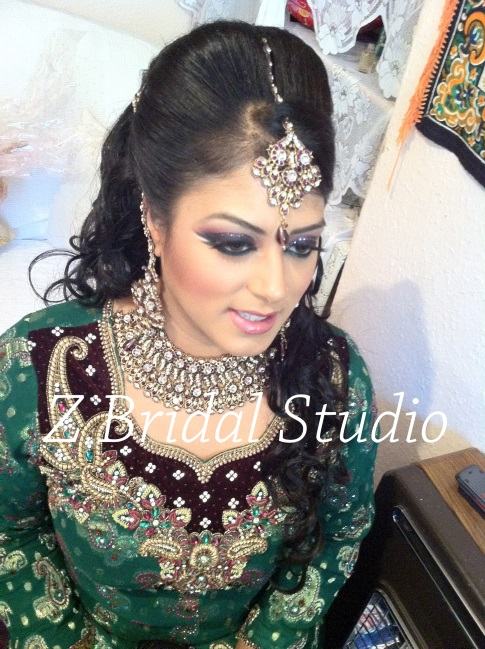 Fantastic Hair And Make Up By Z Bridal The Secrets For Asian Bridal Hairstyles Hairstyle Inspiration Daily Dogsangcom