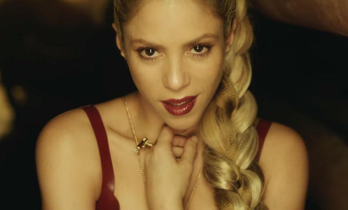 Shakira viene duramente criticata su Instagram per una Fotografia