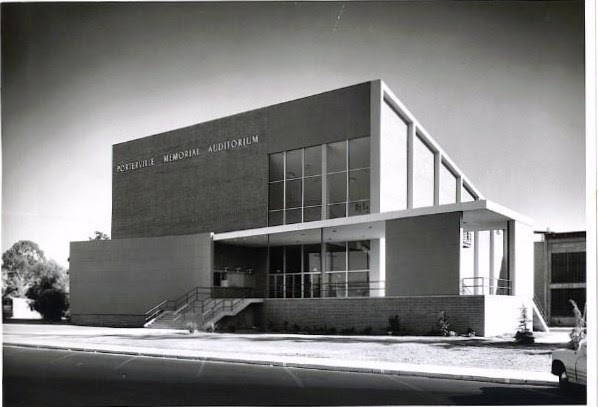 Porterville Memorial Auditorium rumored to be haunted ...