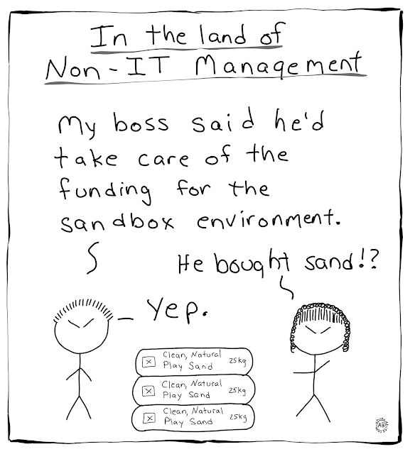 amusedbits, cartoon, humor, non-it, management, sandbox