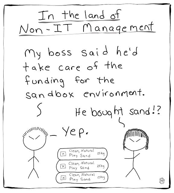 amusedbits, cartoon, humor, non-it, management, sandbox