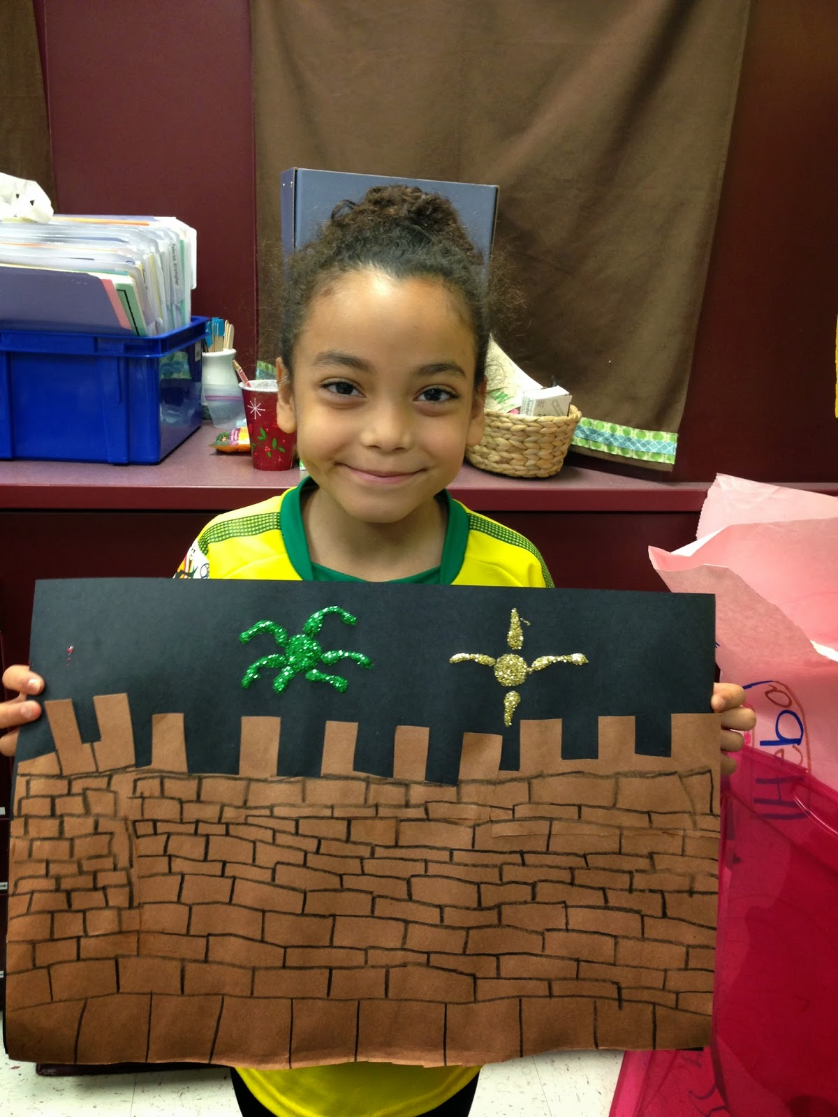 The Meek Moose The Great Wall Of China Building Challenge