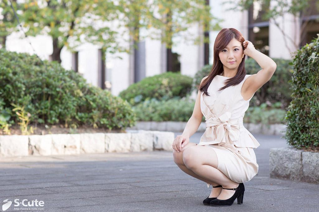 S-Cute 490_rena_02 舌の感触を楽しむ味わい深いセックス/Rena - idols