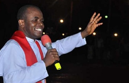 Ejike  Mbaka
