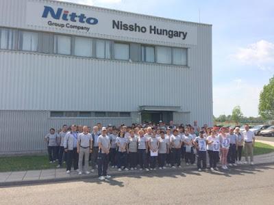 Lowongan Kerja Jobs : Operator Produksi Min SMA SMK D3 S1 PT. Nitto Materials Indonesia Delta Silicon