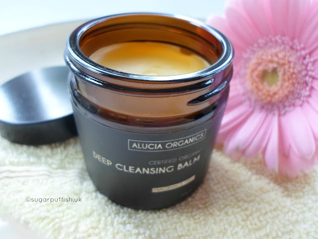 Review Alucia Organics Certified Organic Deep Cleansing Balm Fragrance Free