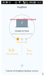 Cara root hp android menggunakan kingroot