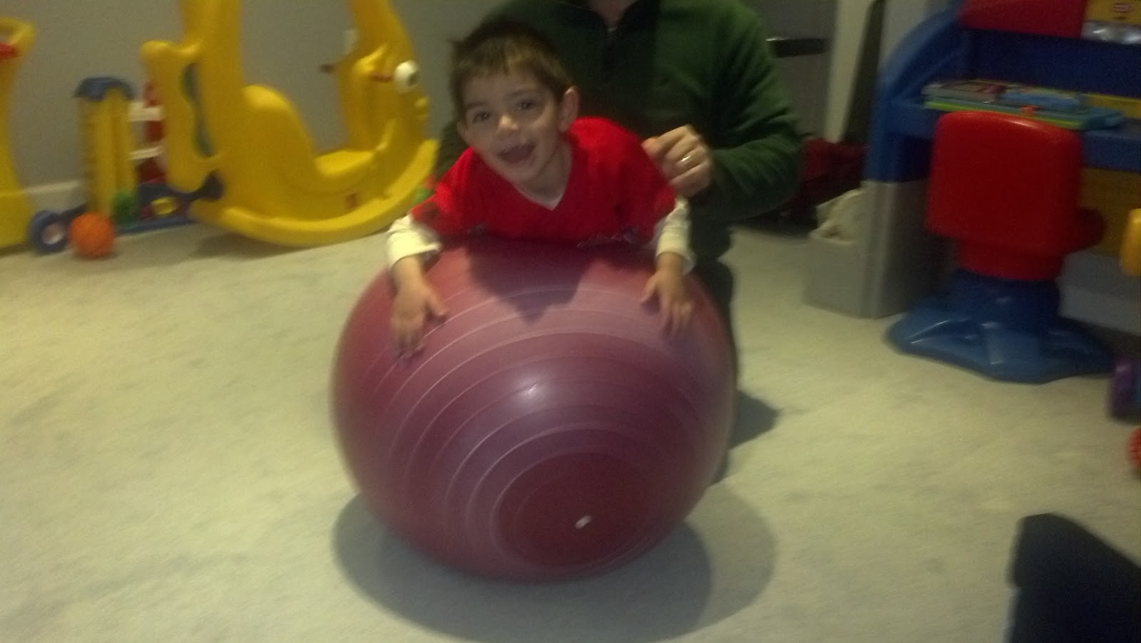 Overcoming Tiny Obstacles Overcoming Low Muscle Tone Toys