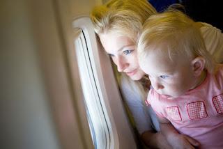Los pros y los contras de viajar con niños pequeños