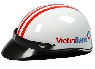 In lên mũ bảo hiểm làm quà tặng tại Nghệ An