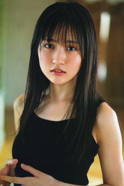 Haruka Kaki 賀喜遥香, B.L.T. 2020.08 (ビー・エル・ティー 2020年8月号)