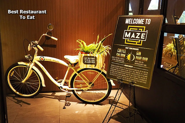 MAZE @ Menara Lien Hoe Persiaran Tropicana Petaling Jaya - Hi Tea With A Twist