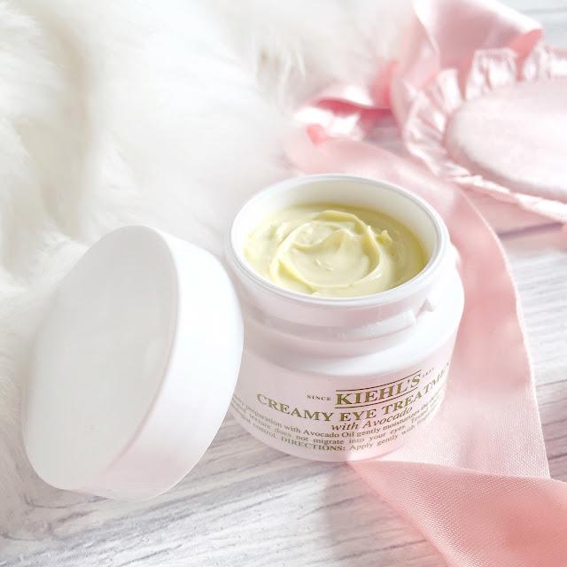Winter Skincare Favourites | Kiehls Creamy Eye Treatment with Avocado