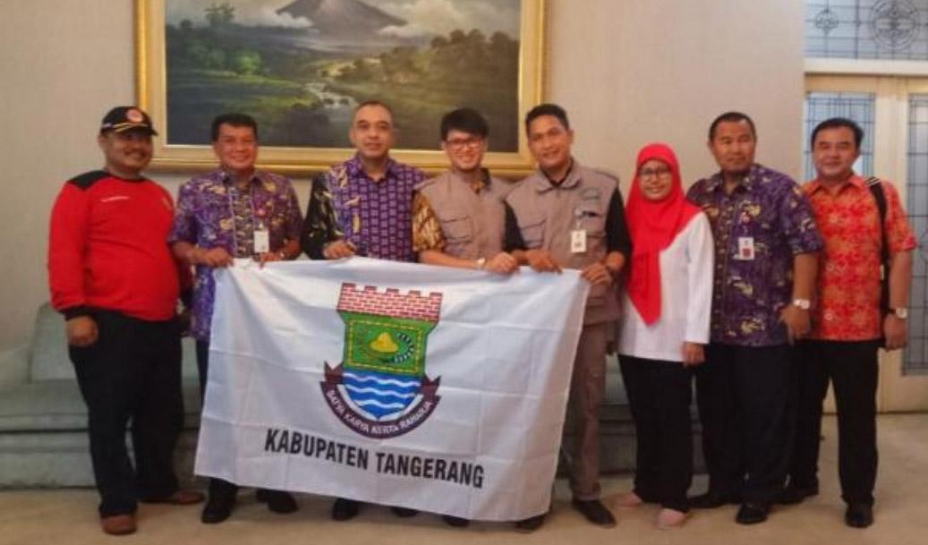 Pemkab Tangerang Bantu Korban di Palu dan Donggala