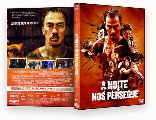 CAPA DVD – A Noite Nos Persegue DVD-R