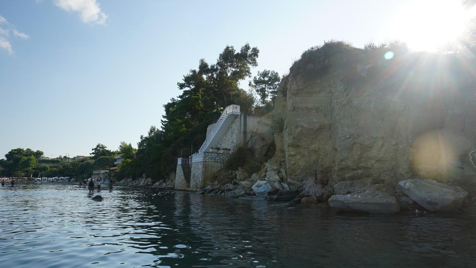 Agios Sostis, cameo island, wyspa cameo, zakintos, grecja