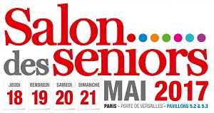 logo salon des seniors 2017
