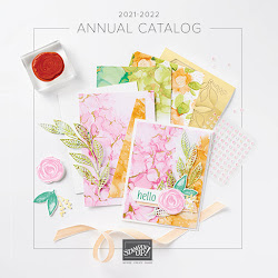 Stampin' Up! 2021 - 2022 Catalog