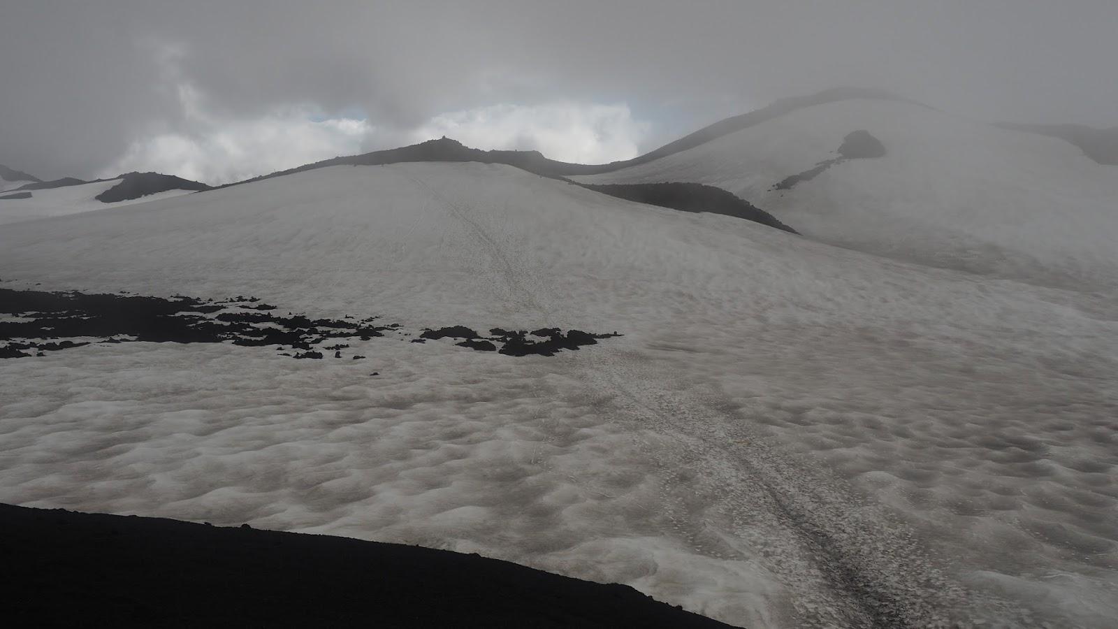 lodowiec, śnieg, islandzki lodowiec, blog o Islandii