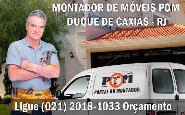 Montagem de Móveis Duque de Caxias RJ (021) 2018-1033