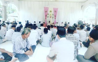 Zikir YADARA menghiasi Maulid Rasul di Dayah Nurul Islam Baktiya