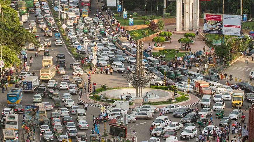effects of traffic jam in bangladesh Traffic jams are the bane of motorists' lives, whether it's the daily bottleneck during the commute to work, or endless delays on motorways at the start of the holidays.