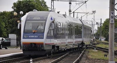 Укрзализныця планирует открыть маршрут до аэропорта Борисполь до 1 декабря