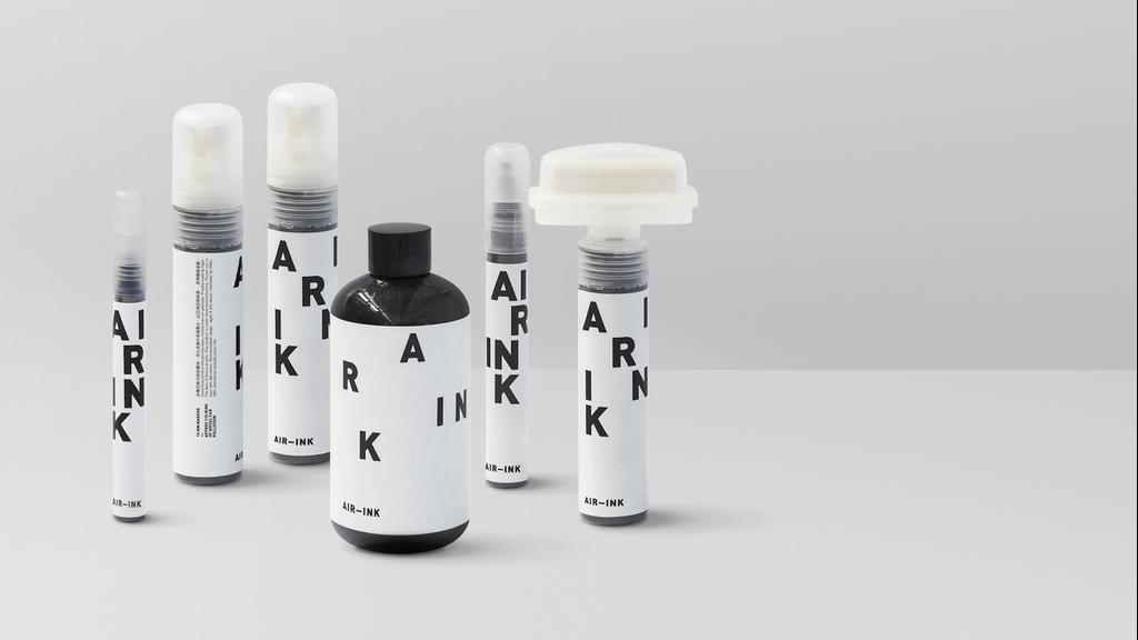 Air-Ink, l'inchiostro fatto con l'inquinamento dell'aria