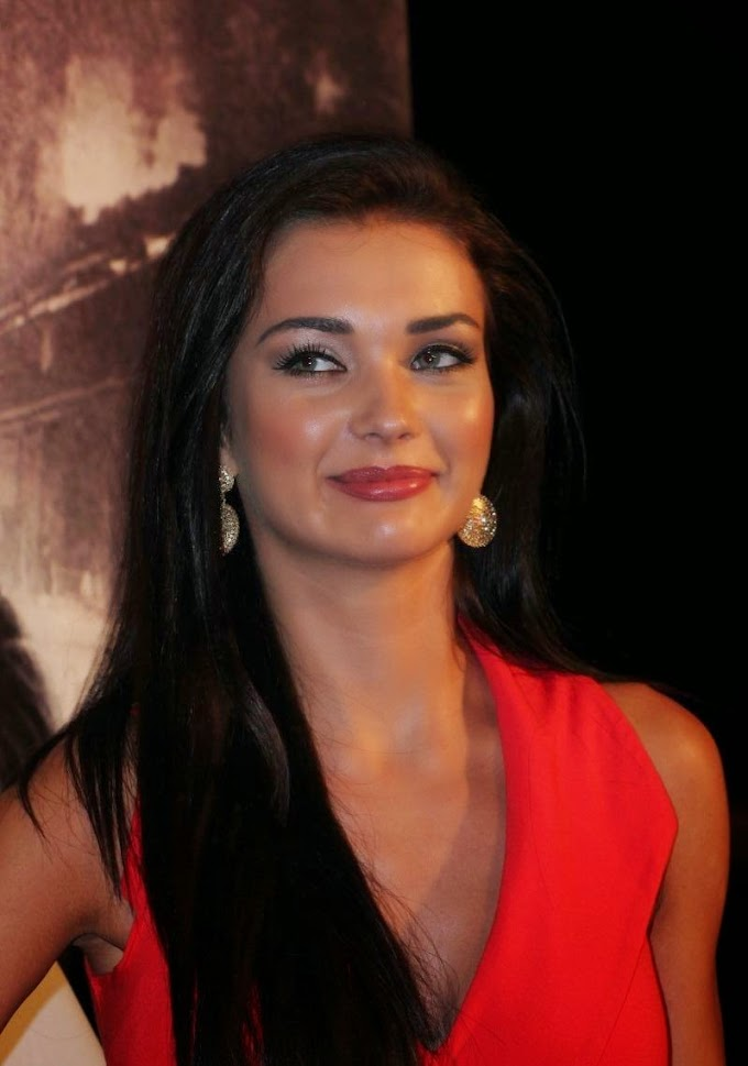 Amy Jackson Looks Irresistibly Sexy In Chennai