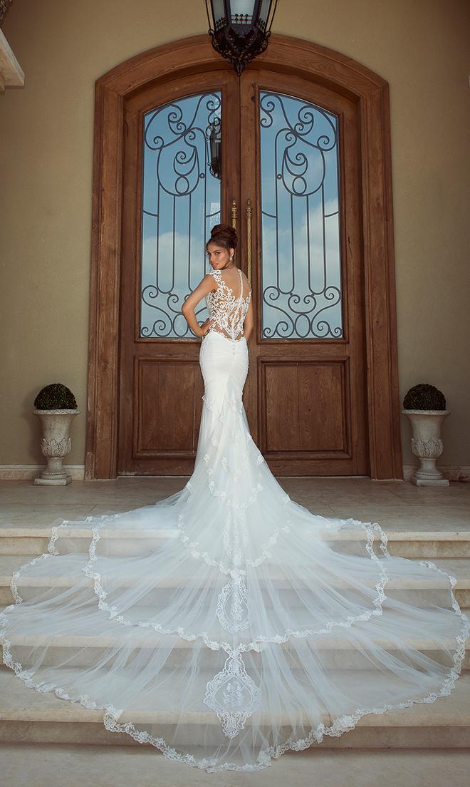 Bộ sưu tập váy cưới đẹp năm 2014 của thương hiệu Galia Lahav