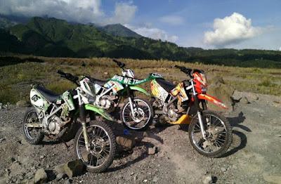 Paket Wisata Jogja Adventure Trail Merapi Lava Tour