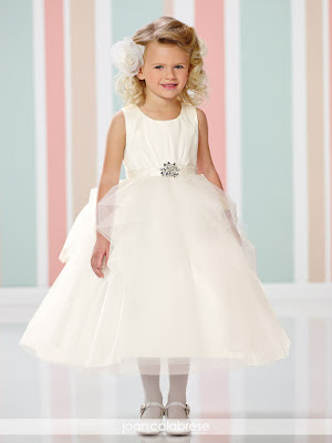 Vestidos de Niña Sencillos 2017