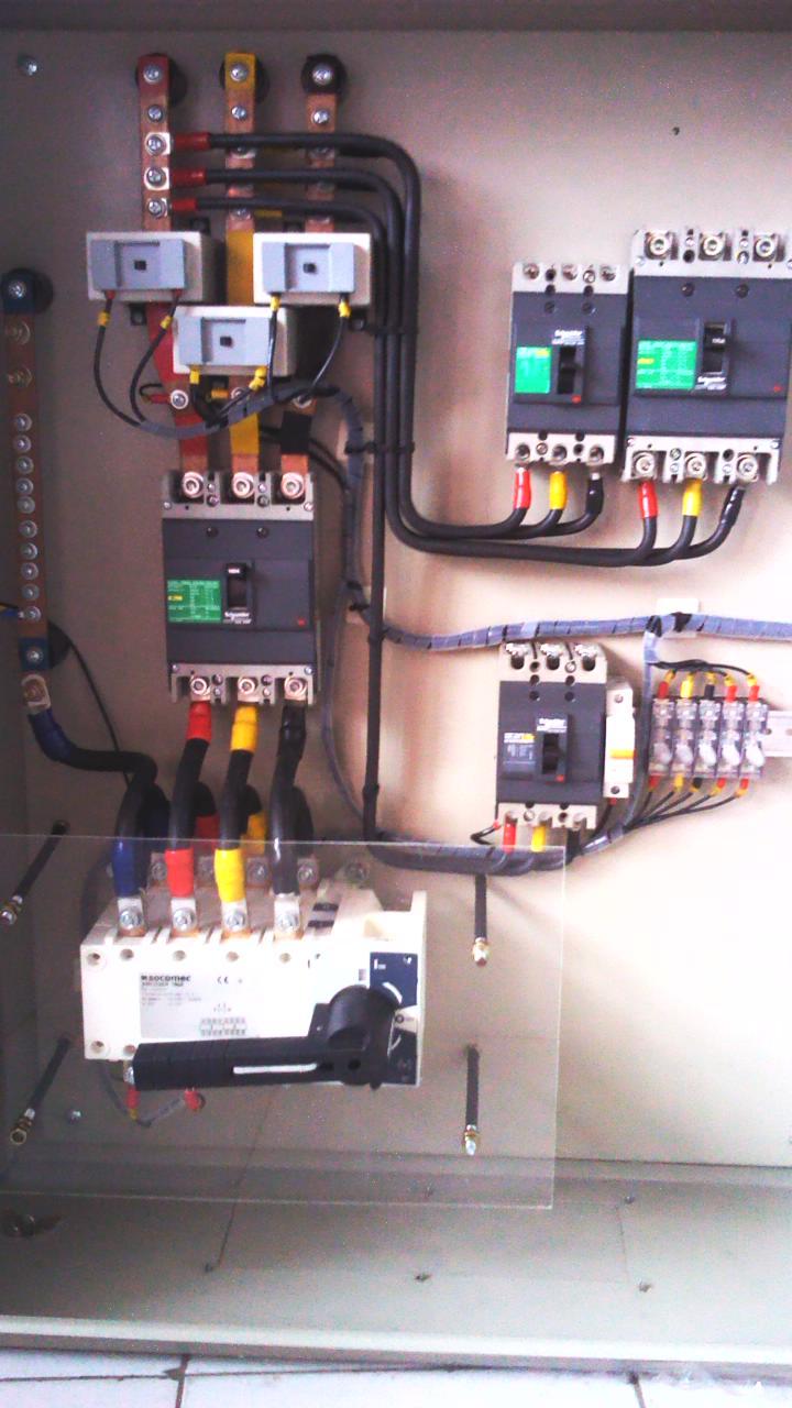 Mekanikal Amp Electrical Control Panel Panel Mdp Panel