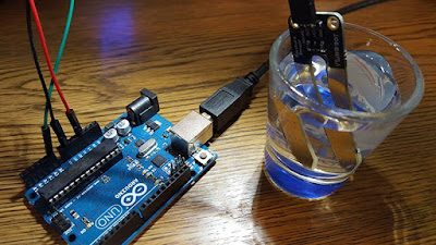Arduino connected to Rapsberry Pi with USB