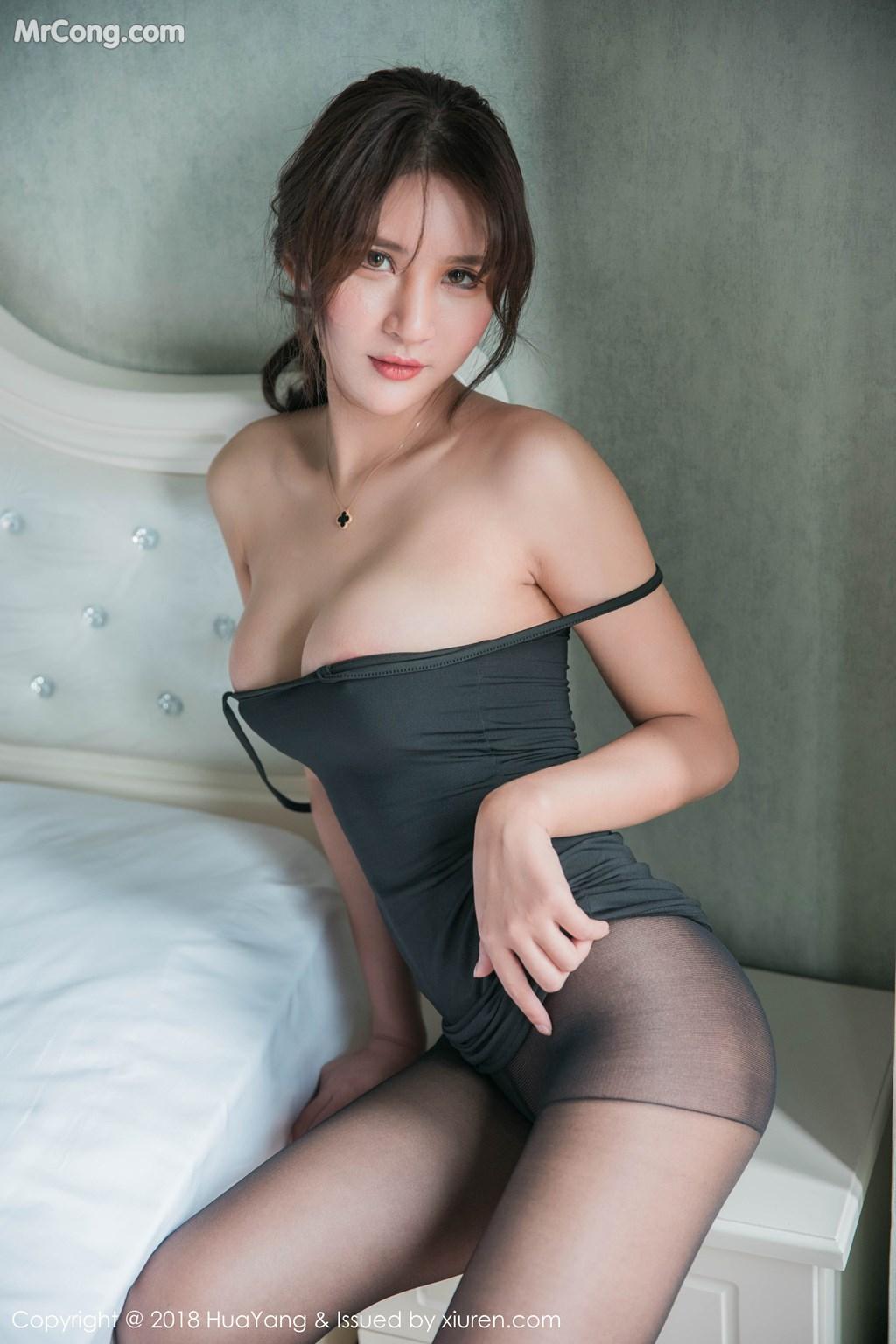 Image HuaYang-2018-11-14-Vol.095-SOLO-MrCong.com-022 in post HuaYang 2018-11-14 Vol.095: Người mẫu SOLO-尹菲 (46 ảnh)