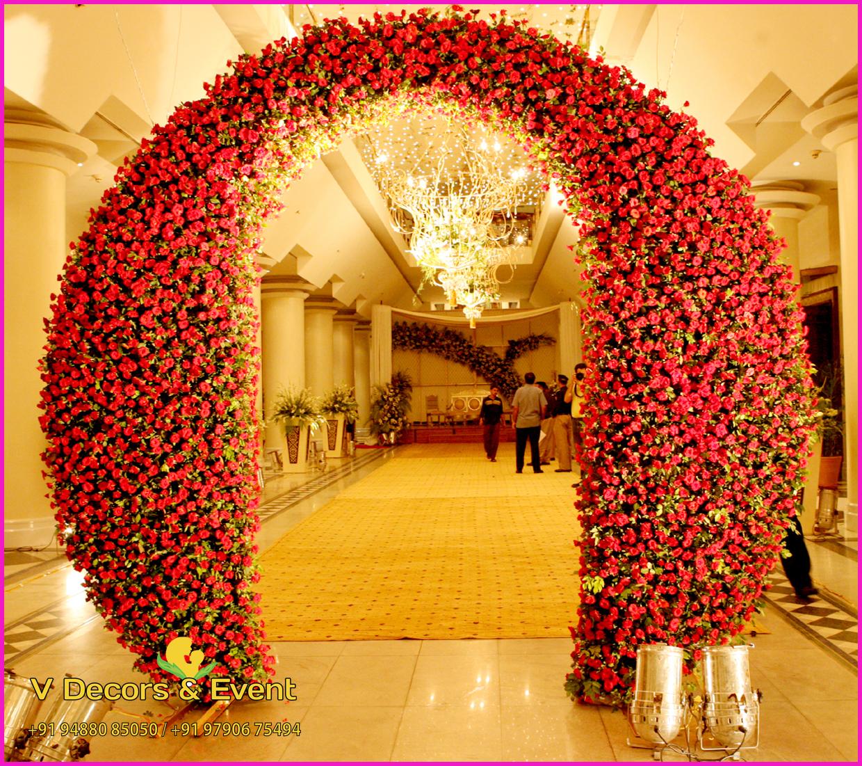 Wedding Decorators Engagement Decorations In Pondicherry