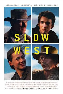 Slow West (2015) [SINOPSIS]